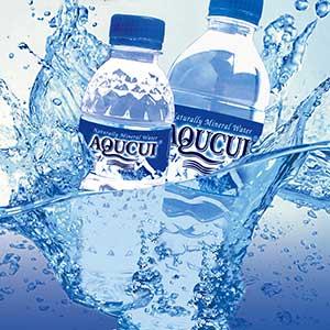 AQUCUI - air mineral dalam kemasan