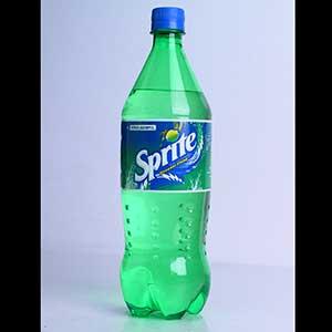 Sprite - minuman dalam kemasan botol
