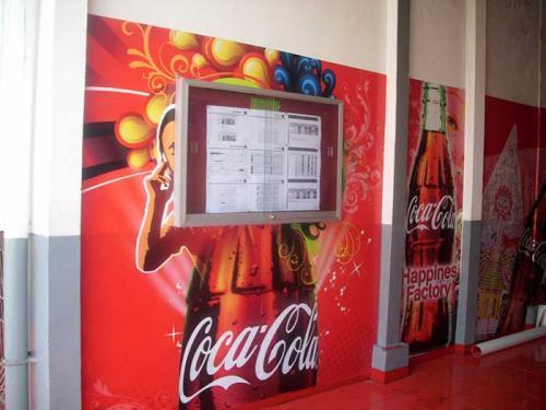 Coke Factory Branding 3